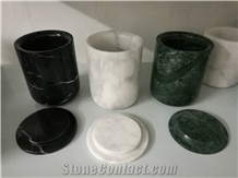 Own Factory Of Stone Products Home Decoration Candle Jar