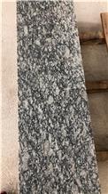 China Cheapest Light Grey Color Granite Flooring