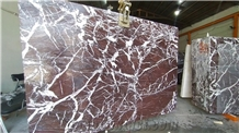 Majestic Rose Marble/ Red Marble/ Maroon Marble
