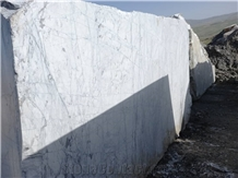 Persian Carrara Marble Blocks, Iran White Marble