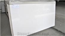 Vietnam Marble Opal White Polished Slab