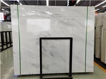 China Arabescato Venato White Marble Slabs