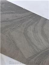 Lyon Grey Quartzite Slabs, Tiles