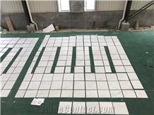 New Design White Carrara Marble Tiles