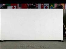 Blanco Orion White Quartz Slabs & Tiles