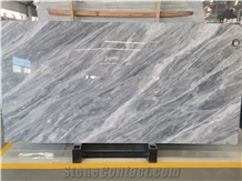 Grey River Veins Marble for Flooring Tiles and Wall Tiles