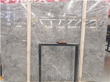 Silver Shadow Sparta Grey Marble Slabs