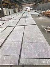 India Cuban Green Granite Honed Floor Covering Tiles