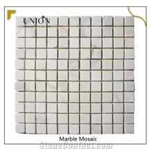 Cube Square Marble Mosaic Interior Wall&Floor Decoration Til