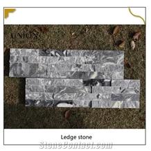 Dark Blue Marble Stone Natural Wall Cladding Decor Material