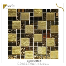 Stained Glass Mosaic for Swimming Pool Tiles