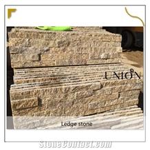 Tiger Skin Wall Panel Decor,Ledge Stone,Granite Ledge Stone
