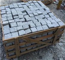 G603 Cube Stone, Pavers, Pavement, Cube Stone