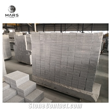 Grey Granite Stone Flame 8cm G603 for Apartment Courtyard