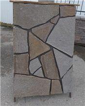 Buy Porphyry Stone Irregular Slabs from Italy