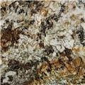 Buy Brazil Golden Queen Granite Slabs