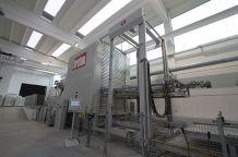 Breton Drying of Slabs,Catalysis Unit Before Resin Treating