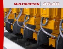 Multibreton AC-AD Automatic cutting line with software
