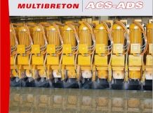 Multibreton ACS-ADS Automatic cutting line with software