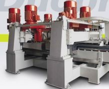 Breton DUOBRETON AEG Continuous splitter for marble with horizontal circular blades