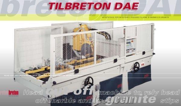 Tilbreton DAE - Automatic cutting machine