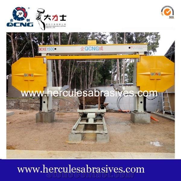 Cnc wire saw machine