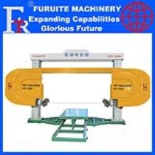 FRT-2000/2500/3000 CNC wire saw machine full automatic stone shaping industrial equipment overseas business exporting