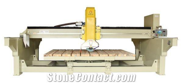 marble bridge saw machine JCL-500/600