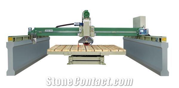 Cheaper bridge saw for marble /quartz/granite JCQ-600