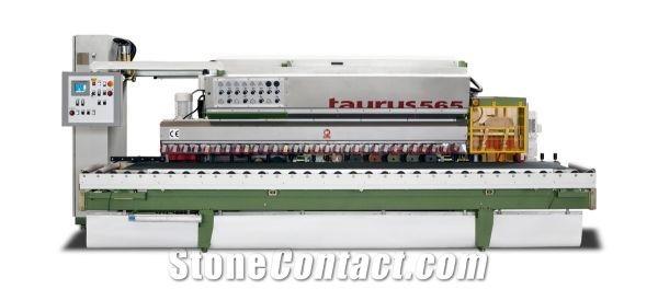 fully automated edge-polishing machine