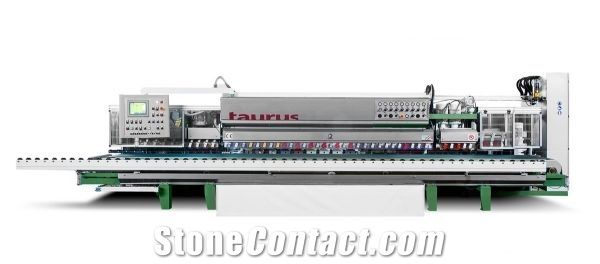 multiple head edge polishing machine