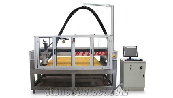 CNC Sandblaster