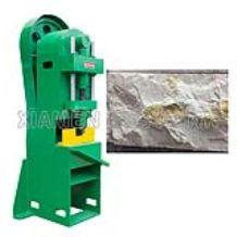 mushroom stone splitting machine for making decorative wall caldding veneers