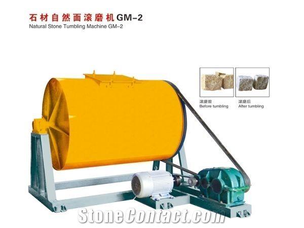 GM-2 Natural Stone Tumbling Machine