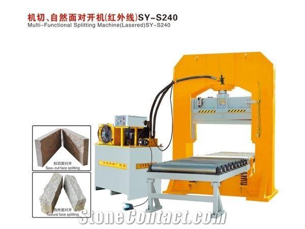 Multi-Functional Splitting Machine(Lasered)