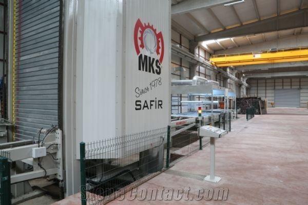 Safir Resin Line - Slabs Restoring Plants for Marble,Granite