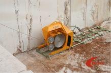 Quarry  Diamond Wire Saw Machine H-RTG