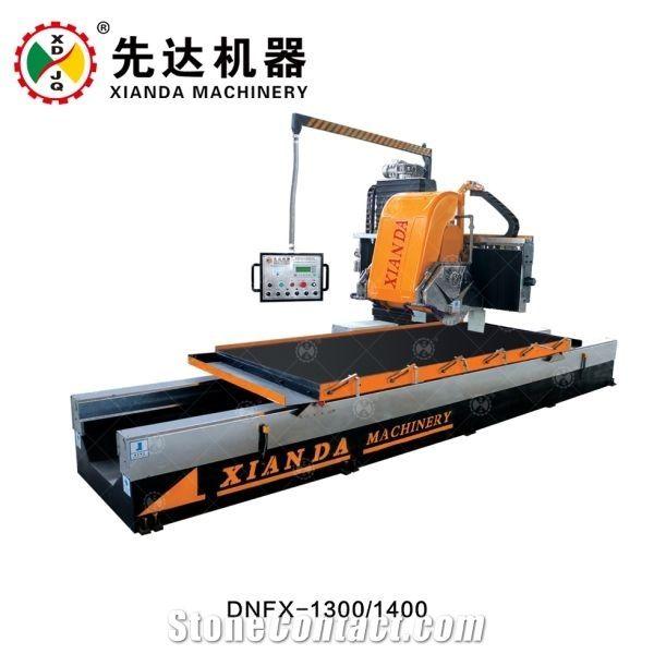 Single Arm PLC Linear Stone Profiling Machine Gantry Lifting