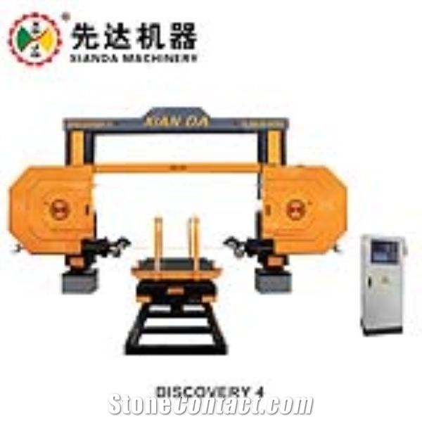 CNC TROLLEY DIAMOND WIRE SHAPING MACHINE DISCOVERY 4 - 3000S