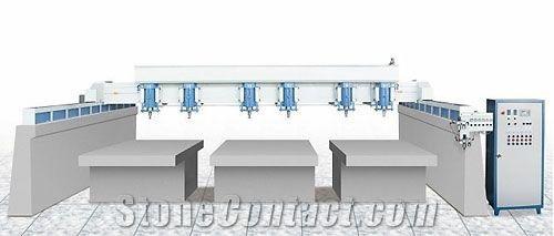 Multi-head Bridge Polishing Machine