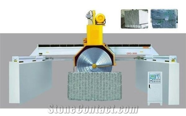Combination of the gantry saw