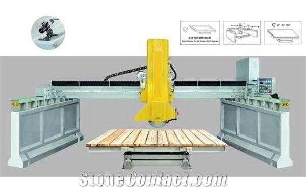 PLC-400/600 INFRARED BRIDGE CUTTING MACHINE