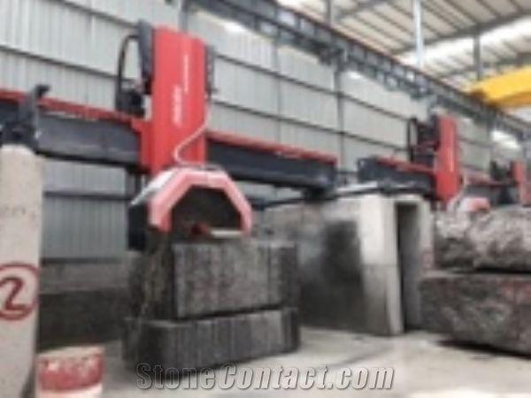 multi blade block cutter machine