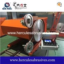 QCSJ-90 wire saw machine for quarry