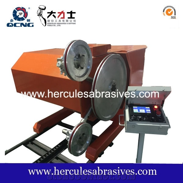 QCSJ-45 wire saw machine for quarry