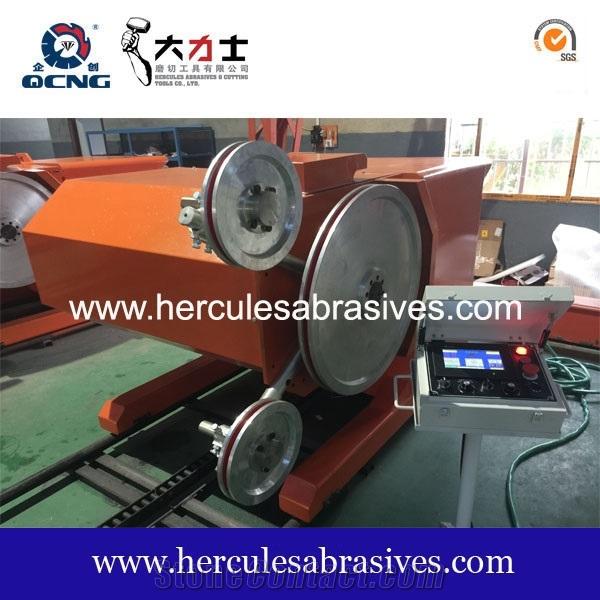 QCSJ-75 wire saw machine for quarry