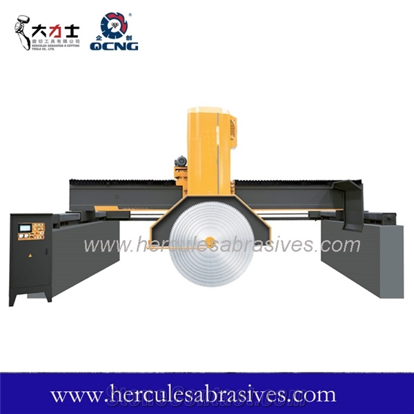 QCYI/M-2200 multiple bridge cutting saw machine