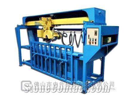Chamfer milling machine