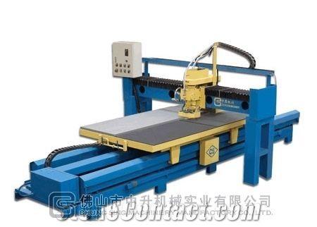 Fine horizontal thick machine