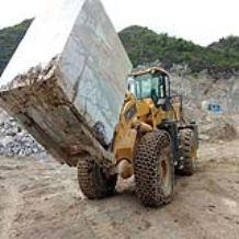 Forklift Wheel Loader 36 Tons / Block Handler 36 Tons